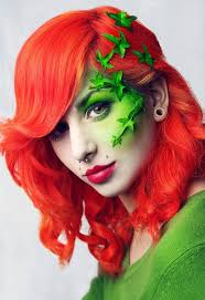 Poison Ivy Halloween Costume 17 Cosplay Poison Ivy Images Poisons