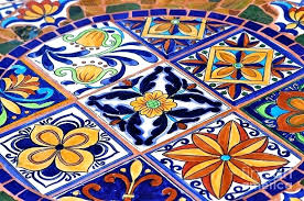 ceramic tile table top tile table top mosaic table top photograph mosaic tile tabletop by