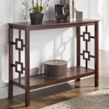 Overstock Sofa Table by Tables Ebony Finished Rectangular Sofa Table