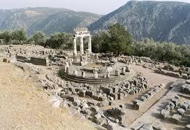 Ancient Greek House Floor Plan by Delphi Wikipedia