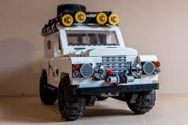 lego land rover lego ideas landrover 4 x 4