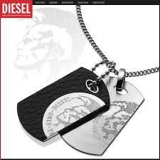 man pendant necklace images Salada bowl pendant choker men necklace for diesel diesel jpg