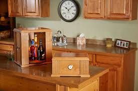 now available cigar humidor and tabletop liquor cabinet