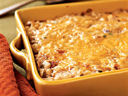 cooking light breakfast casserole hash brown casserole with bacon onions cheese recipe myrecipes