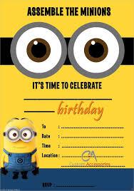 36 kids birthday invitation templates u2013 free sample example