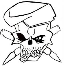 army skull by 1990slawoman on deviantart