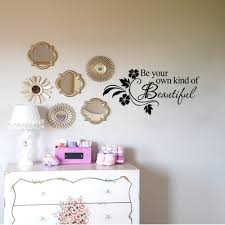 popular black beauty quotes buy cheap black beauty quotes lots be your own kind of beautiful vinyl lettering wall stickers quotes black waterproof decals for home