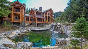 Cool Log Homes by Patti Payne U0027s Cool Pads Techie Looks To Sell Epic 3m Mountain
