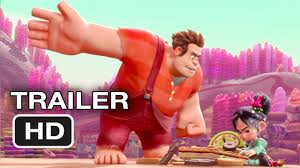 wreck ralph official trailer 2 2012 disney animated movie hd