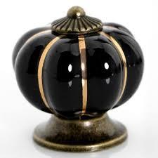 black ceramic cabinet knobs black ceramic cabinet knobs dresser drawer knobs pulls by lbfeel