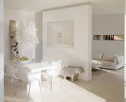 Show Homes Decorating Ideas Apartments Modern Small White Dining Room Furniture Set For Show