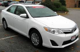 2012 toyota camry information and photos zombiedrive