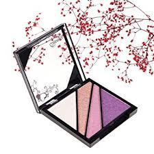 Eyeshadow Qianyu qianyu professional ultra shimmer 4 color eye shadow