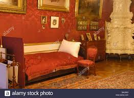 the bedroom of the emperor franz joseph in the vienna hofburg