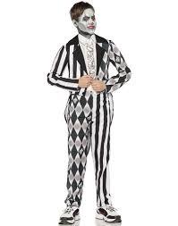 sinister clown tuxedo boys scary halloween costume u2013 costume zoo