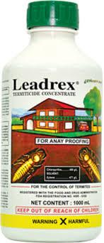 leadrex 48tc leads environmetal health