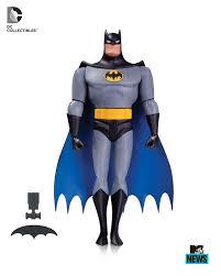 dc collectibles batman animated bats penguin riddler batgirl