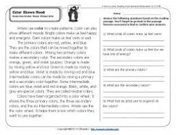 cross curricular reading comprehension worksheets e2 of 36