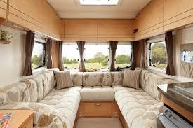 caravans interior pictures excellent brown caravans interior