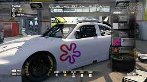 nascar developer diary styling features offered in nascar 2011