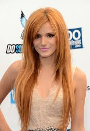 straight or curly hair for 2015 bella thorne long straight hairstyle with bangs for thick hair