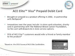 elite prepaid card new consumer research including the of prepaid in financial lit