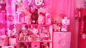 Hello Kitty Bedroom Set In A Box Incredible Room Design Hello Kitty In Hello Ki 4433 Homedessign Com
