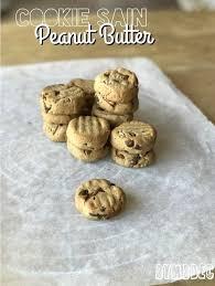 brouillon de cuisine cookies sains au beurre de cacahuètes d hervé mes brouillons de