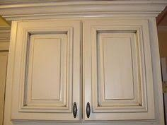 Antique Painted Kitchen Cabinets by Glazing Antiquing Cabinets A Complete How To Guide From A