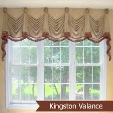 How To Make A Ruffled Valance Kingston Valance Newton Custom Interiors