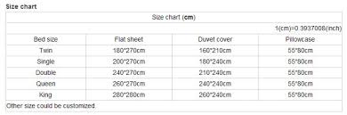 Duvet Cover Size Chart Single Bed Size King Single Size Lecca White Bed Frame With