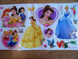 Wall Decals For Girl Nursery by Disney Princess Wall Decals Nursery Ideas