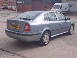 2004 skoda octavia 1 9 tdi ambiente se diesel manual 5 doors