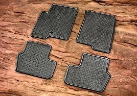 2007 jeep grand floor mats mopar oem jeep compass slush floor mats autotrucktoys com