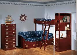 interior interesting nautical kid bedroom decoration using blue
