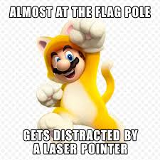 Super Mario Memes - nintendo promotes super mario 3d world with memes gaming reinvented