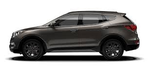 hyundai luxury suv 2018 hyundai santa fe sport awd 2 4l luxury suv in winnipeg