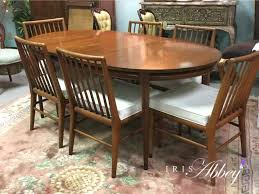 Midcentury Dining Chair 4 Characteristics Of Mid Century Modern Dining Table Sets Iris Abbey