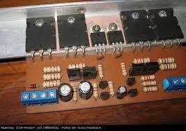 2sc5200 2sa1943a amplifier circuit pioneer 200w electronics
