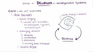 delirium wikipedia