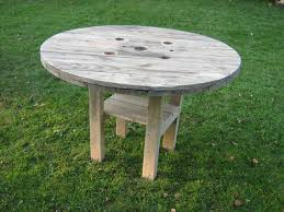 Rustic Patio Tables Ana White Rustic Patio Table Diy Projects