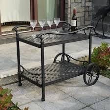 cast aluminum dining table cast aluminum dining car restaurant car diner outdoor furniture