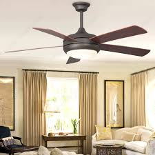 Ceiling Fans For Living Rooms New Contemporary Ceiling Fans With Light Room Decors And Design