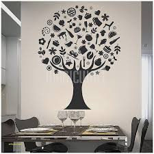 dining room wall decals aw9114 bless the food family love religious dining room vinyl wall