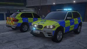 Bmw X5 E70 - police scotland bmw x5 e70 skin gta5 mods com