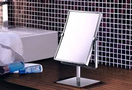 benefits of bathroom magnifying makeup mirrors hotel bathroom