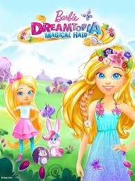 barbie dreamtopia magical hair android apps google play
