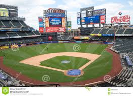 Citi Field Seating Map Citi Field Home Of Major League Baseball Team The New York Mets