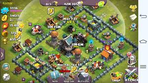 clash of 2 mod apk city free apk unlimited money 3 6 modded androidfunz