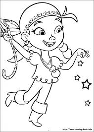 jake neverland pirates coloring pages printable aecost